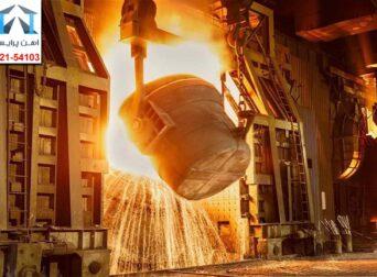وضعیت عرضه بورسی فولاد در ۱۴۰۰